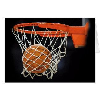 Basketball Karte