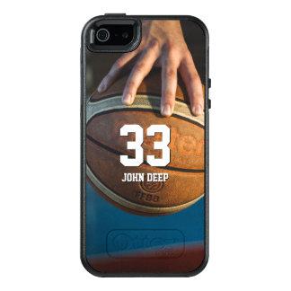 Basketball kein   Sport-cooles Geschenk OtterBox iPhone 5/5s/SE Hülle