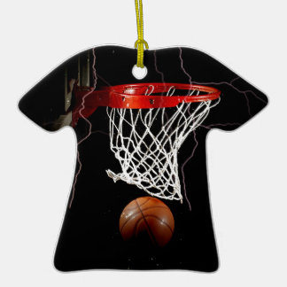 Basketball Keramik Ornament