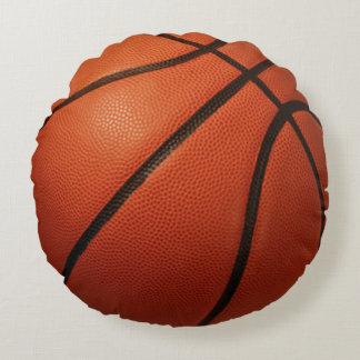 Basketball-Kissen Rundes Kissen