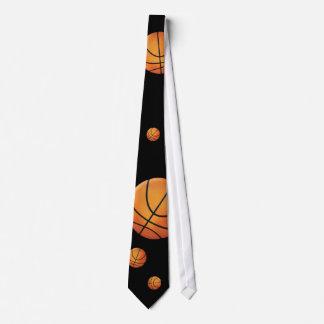 Basketball-Krawatte Bedruckte Krawatten