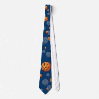 Basketball-Krawatte Individuelle Krawatte