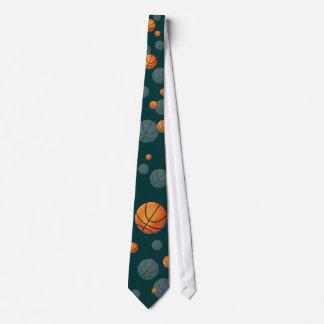 Basketball-Krawatte Personalisierte Krawatte