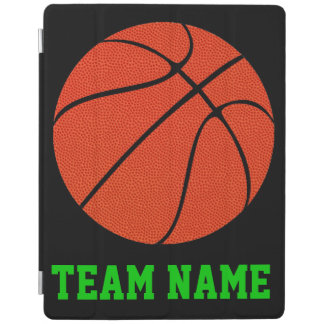 Basketball-kundenspezifische iPad Smart Cover