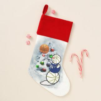 Basketball-Liebhaber-Weihnachten Weihnachtsstrumpf