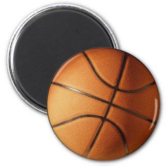 Basketball-Magnet Runder Magnet 5,7 Cm