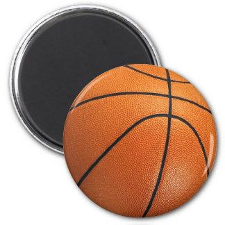Basketball-Magnet Runder Magnet 5,1 Cm