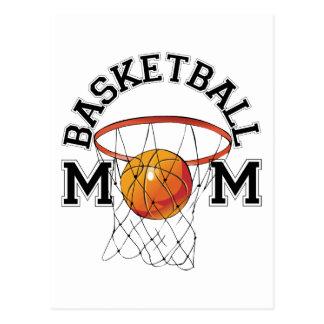Basketball-Mamma Postkarten