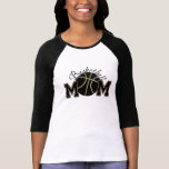 Basketball-Mamma T-shirt