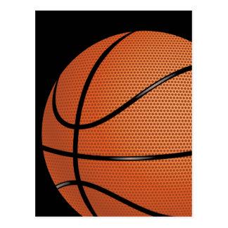 Basketball-Postkarte Postkarte