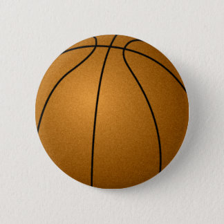 Basketball Runder Button 5,7 Cm