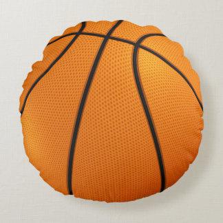 Basketball Rundes Kissen