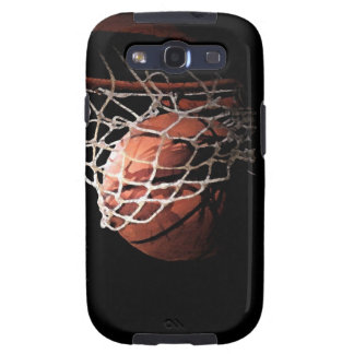 Basketball Samsung Galaxy SIII Hüllen