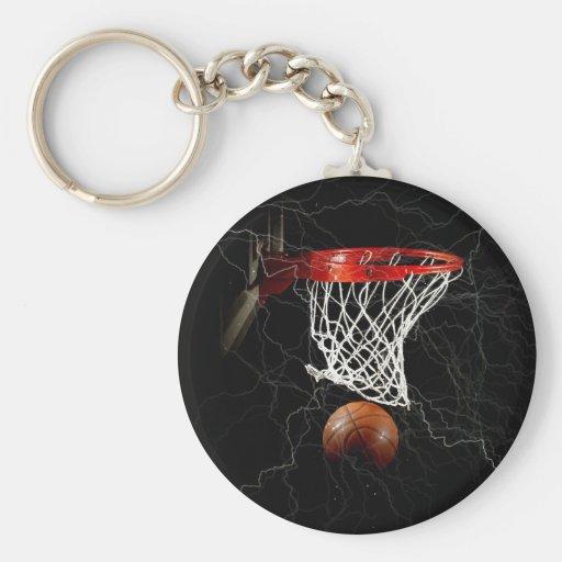 Basketball Schlüsselband