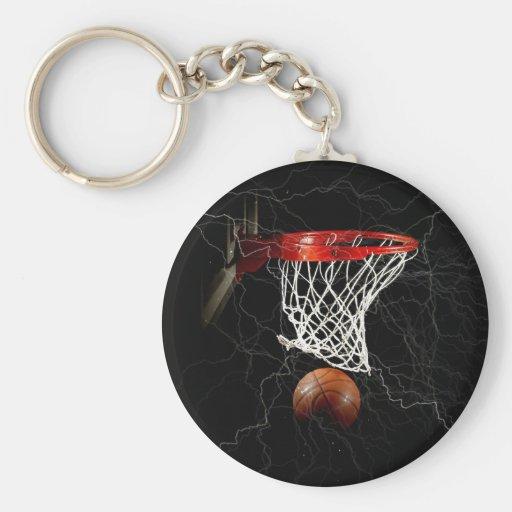 Basketball Schlüsselbänder