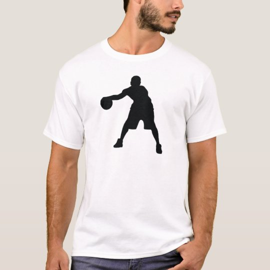 Basketball-Spieler T-Shirt