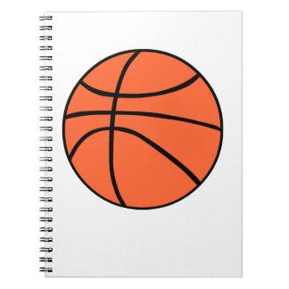 Basketball Spiralblöcke