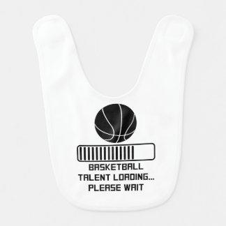 Basketball-Talent-Laden Lätzchen