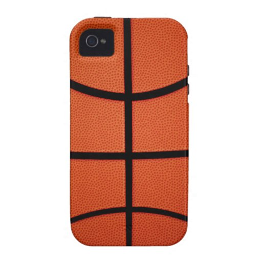 Basketball Tough™ iPhone 4 Fall iPhone 4/4S Cover