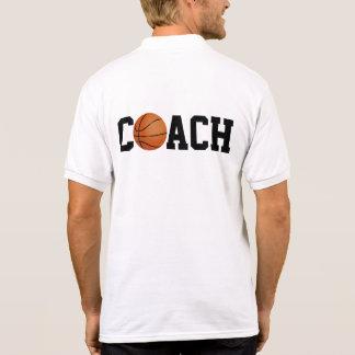 Basketball-Trainer Polohemd