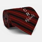 Basketball-Trainers-Unterzeichnungs-Namen-Rot Krawatte