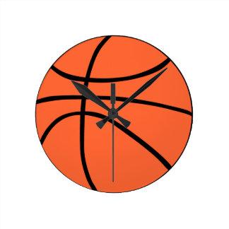 Basketball Uhr