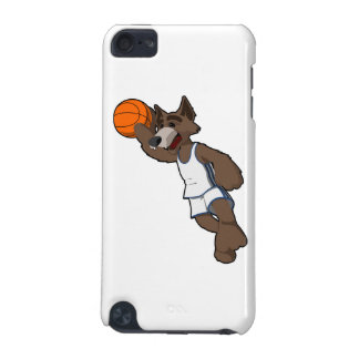 Basketball-Wolf iPod Touch 5G Hülle