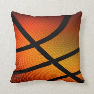 Basketball-Wurfs-Kissen Kissen