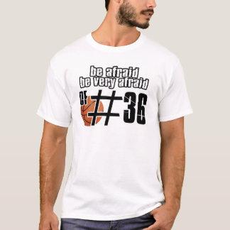 Basketballentwürfe der Nr.-6 T-Shirt