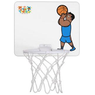 Basketballkorb Mini Basketball Netz