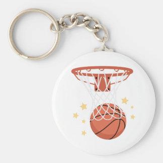 Basketballkorb Schlüsselanhänger