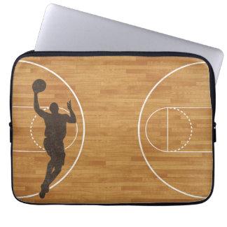 Basketballplatz-Jungen-Laptop-Hülse Laptop Sleeve