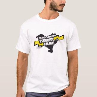 Baskische Gefangene im Baskenland T-Shirt
