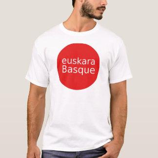 Baskische Sprachentwurf T-Shirt