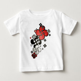 baskisches Kreuz Baby T-shirt