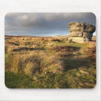 Baslow Rand in Derbyshire-Foto Mousepad