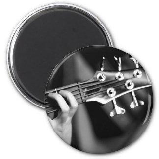 Bass-Gitarre Runder Magnet 5,7 Cm
