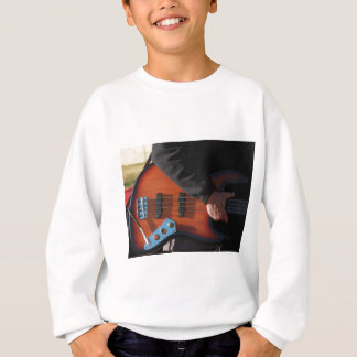 Bass-Gitarre Sweatshirt