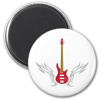 bass guitar runder magnet 5,7 cm