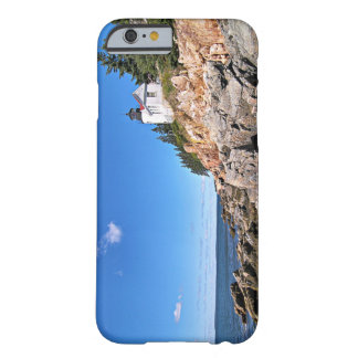 Bass-Hafen-Kopf-Leuchtturm, Maine iPhone Case6/6s Barely There iPhone 6 Hülle