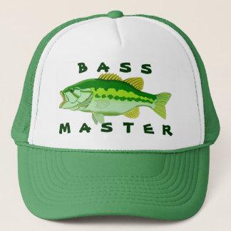 Bass-Meister Truckerkappe
