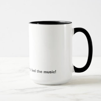 Bass-Spieler Tasse