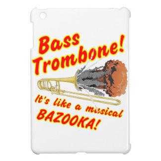Bass-Trombone-MusicalBazooka iPad Mini Hülle