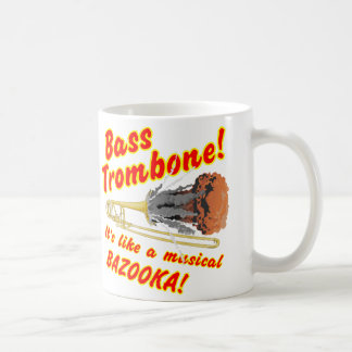 Bass-Trombone-MusicalBazooka Kaffeetasse