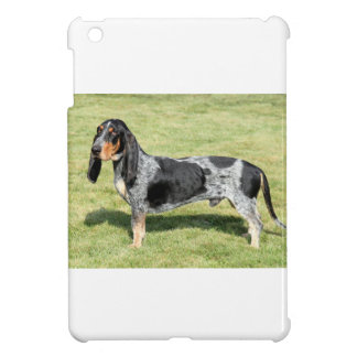 Basset Bleu de Gascogne Dog iPad Mini Hülle