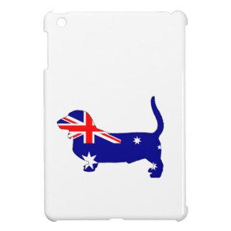 Basset Hound iPad Mini Hülle