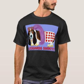 Basset Hound-Leibwächter T-Shirt