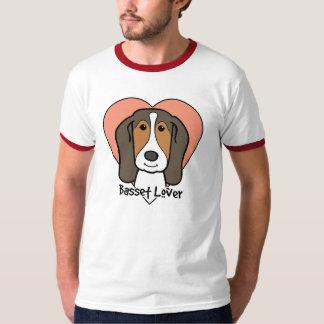 Basset Hound-Liebhaber T-Shirt