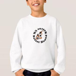 Basset Hound-Rettung Sweatshirt