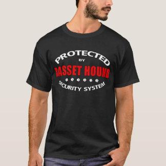 Basset Hound-Sicherheit T-Shirt
